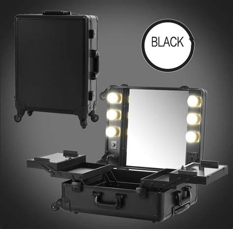 popular professional makeup tables with lights buy cheap