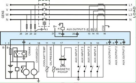 continuous generator paralleling controller 80 kw prime power power consumption