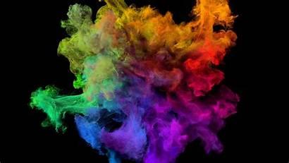 Explosion Paint Spectrum Motion Wallpapers Blast Matte