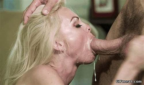 Amber Steel Pleasing Giant Pale Dongs With Mouth #Blowjob #Porn #Gif #Collection