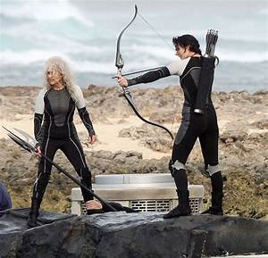 Get a Bird's-eye View of 'Hunger Games: Catching Fire ...