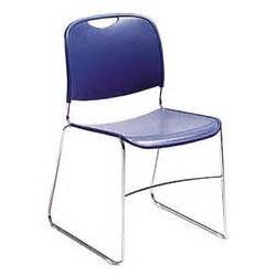 Stacking Compact Chair in Dining Chairs