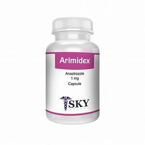 Arimidex  Anastrozole 1mg - Bodybuilding Steroids For Sale