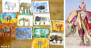 Malen Mit Kindern : malen mit kindern bunte elefanten ~ Orissabook.com Haus und Dekorationen