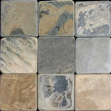 slate kitchen backsplash sunjani tumbled slate 6 quot x6 quot from sepulveda building materials 2302