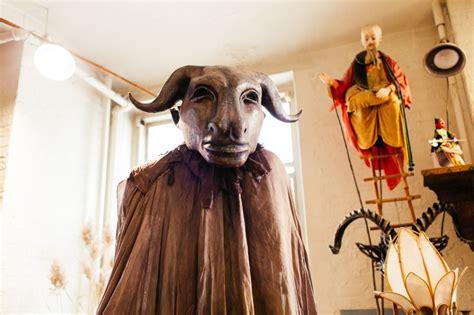 sqft puppet maker ralph lees livework space