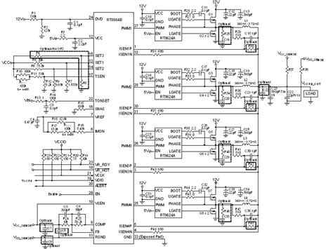 Rtb Multi Phase Pwm Controller For Cpu Core Power