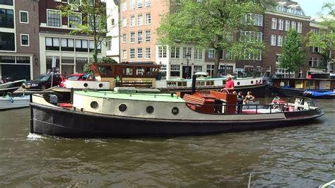 Sleepboot Amsterdam by Varend Erfgoed Sleepboot Specht 1926 Amsterdam Youtube