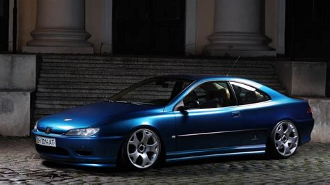 Peugeot 406 Coupe by Sale Peugeot 406 Coupe Custom Wheels Air Sale From