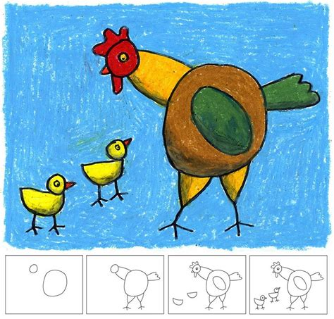 easy drawing  kids clipartsco