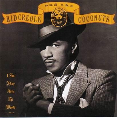 Creole Kid Coconuts Too Seen Woods Band