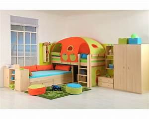 Dětský nábytek z masivu