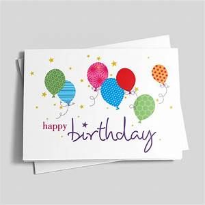 Wallpaper Balloons Birthday Card Balloons by Brookhollow