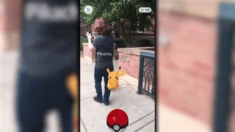 Pokemon Go GIF - Find & Share on GIPHY