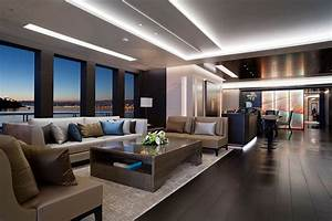 The Outstanding Interior Design Of The Mogambo Super Yacht