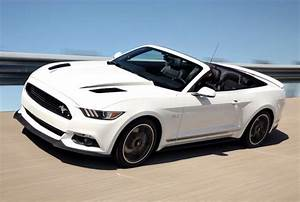 2018 Ford Mustang Convertible Look More Character - AutocarWeek.com