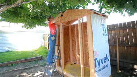 build  shed youtube