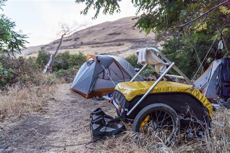 bob stroller bike cargo trailer bike touring trailers