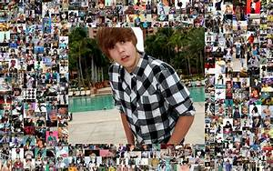 Justin Bieber Collage Wallpaper Best Cool Wallpaper HD