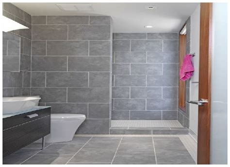 remarkable white and gray bathroom floor tile image ideas