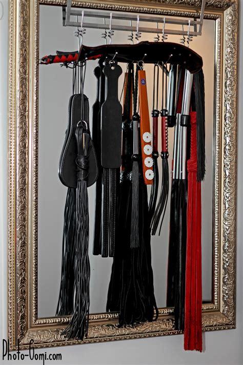 BDSM toys and equipment ~ Mistress Alexandra Wildfire