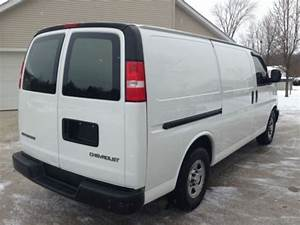 Sell Used 2005 Chevy Express 1500 Awd 4x4 Cargo Van In Chesterland  Ohio  United States  For Us