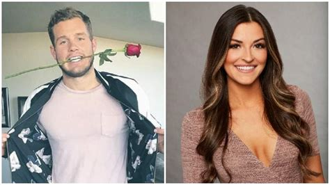 Tia Booth & Colton Underwood In Bachelor in Paradise 2018