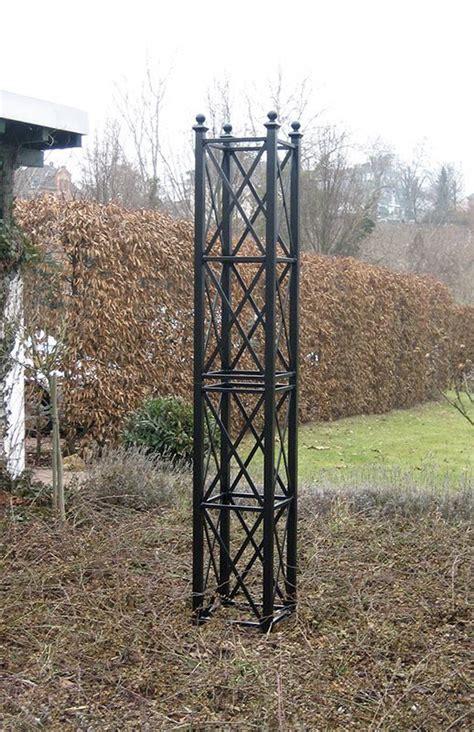 Garten Kaufen Eltville by Metall Rankobelisk Eltville Viereckiger Rankobelisk F 252 R