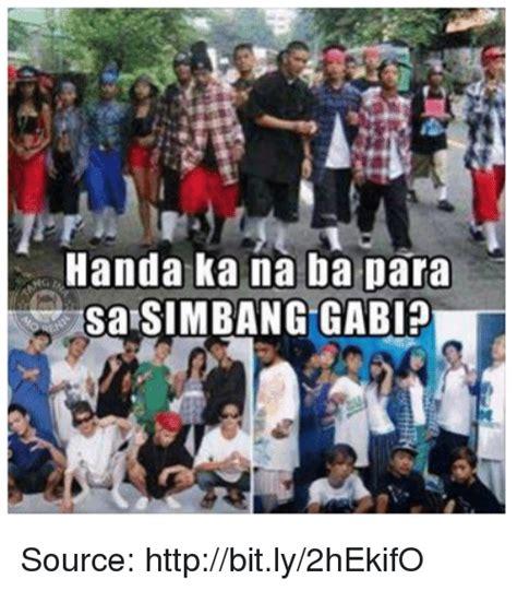 Simbang Gabi Memes - handa ka na ba para saisimbang gabi source httpbitly2hekifo filipino language meme on sizzle