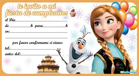 invitaciones infantiles cumpleaos frozen 1000 about invitaciones on rapunzel
