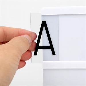 a3 a4 a5 cinematic lightbox cinema letter light box With lightbox replacement letters