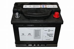 Batterie Citroen C1 : original citroen peugeot batterie 5600tj typ l2 400 640 en 60 ah ebay ~ Melissatoandfro.com Idées de Décoration
