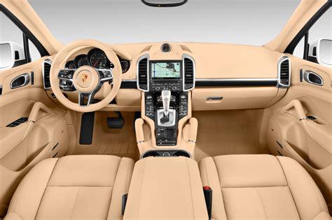 porsche suv white interior 2016 porsche cayenne reviews and rating motor trend