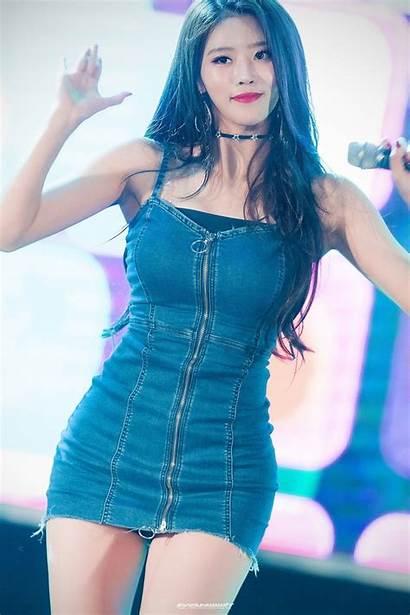 Mijoo Pop Hottest Singer Lovelyz Down Fan