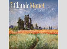 Claude Monet Calendars 2018 on EuroPosters