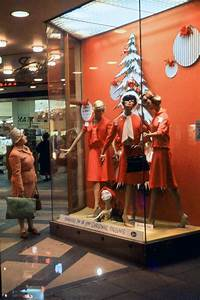 1960s, Holiday, Shopping, Displays, Were, The, Absolute, Corniest