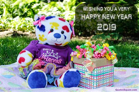 happy  year  teddy bear pictures