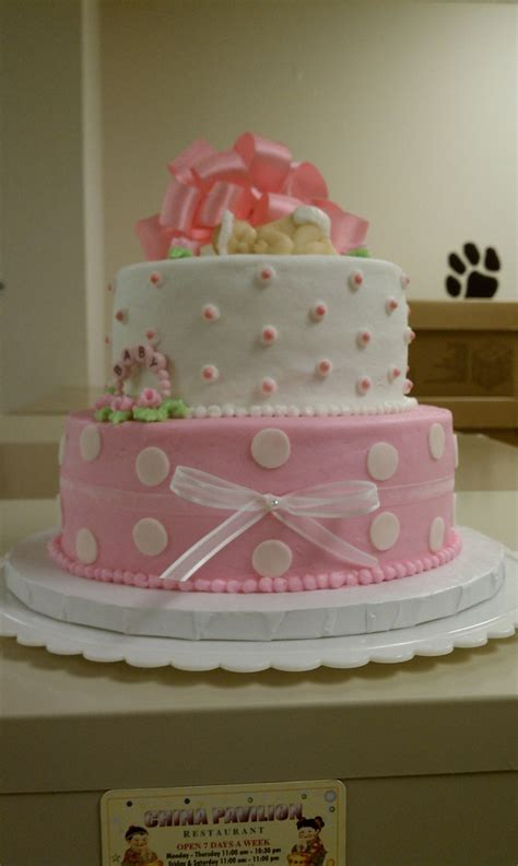 Baby Shower Without - baby shower cake 8 6 inch layers buttercream icing