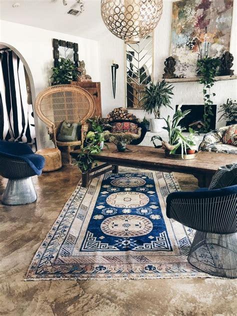 easy breezy bohemian living room designs  ape  season