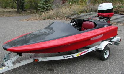 Invader Mini Boat by Collector Boats Sold Boats Misc