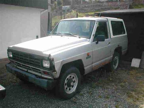nissan patrol kaufen nissan patrol diesel k160 kurz teiletr 228 ger tolle