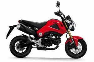 Moto Honda 50cc : honda msx 125 le retour de la mini moto ~ Melissatoandfro.com Idées de Décoration