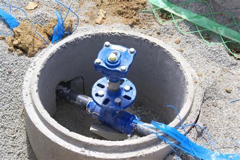 chambre de comptage aep réseaux eaux potable raccordement viabilisation terrain