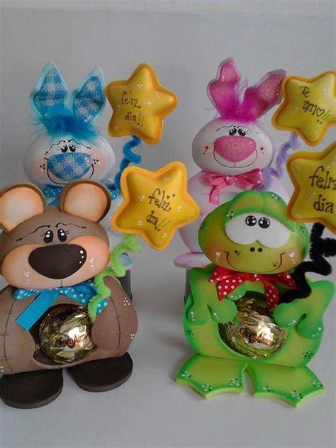 sarita geschenke animalitos en goma manualidades con goma y trabajos en goma