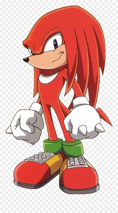 Knuckles Sonic Clipart Knuckle Cliparts Clipground