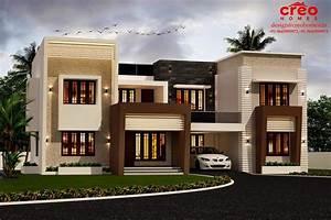 Luxury, Houses, Front, Elevation, Design