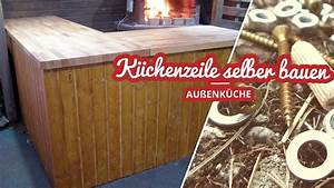 Küchenzeile Selber Bauen : au enk che k chenzeile selber bauen selfmadekanal youtube ~ Buech-reservation.com Haus und Dekorationen
