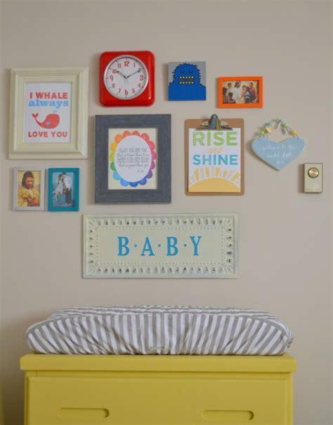 décoration murale chambre bébé déco mur chambre bébé 50 idées charmantes