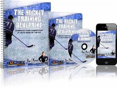 Hockey Training Practice Blueprint Drills Ice Competition