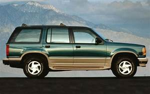 1993 Ford Explorer - Information And Photos